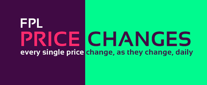 FPL Price Changes